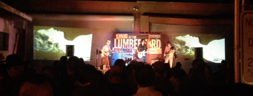 Video Art- Live at The Lumber Yard