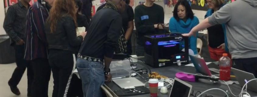 The Art of 3D Printing Workshop
