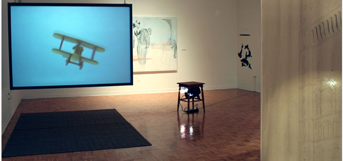 Mapping For Empathy -installation view